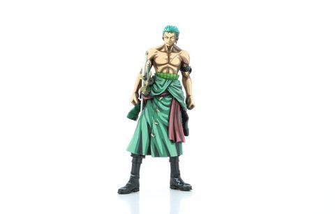 Figurine - One Piece - Master Stars Piece Manga Dimensions The Roronoa Zoro