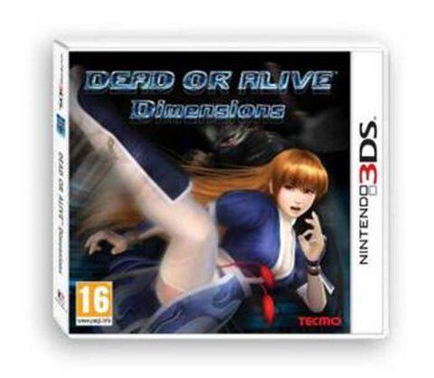 Dead Or Alive : Dimensions
