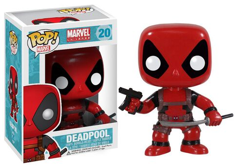 Figurine Funko Pop! N°20 - Deadpool - Deadpool