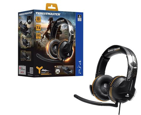 Casque Gaming Filaire Y350p 7.1 Powered Ghost Recon Wl Edition