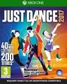 * Just Dance 2017