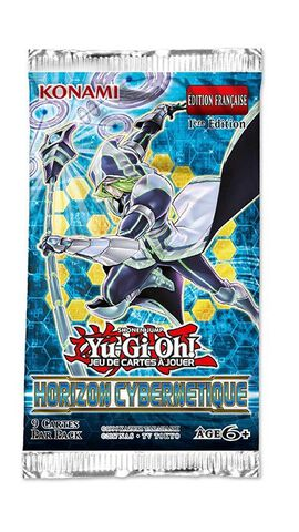 Booster - Yu-Gi-Oh! - Horizon Cybernétique
