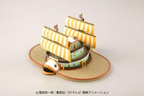 Maquette - One Piece - Baratie