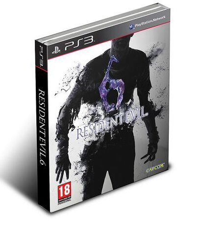 Resident Evil 6 Edition Steelbook