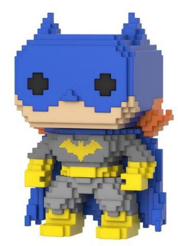 Figurine Funko Pop! N°82 - Batman - Batgirl 8-bit Bleue