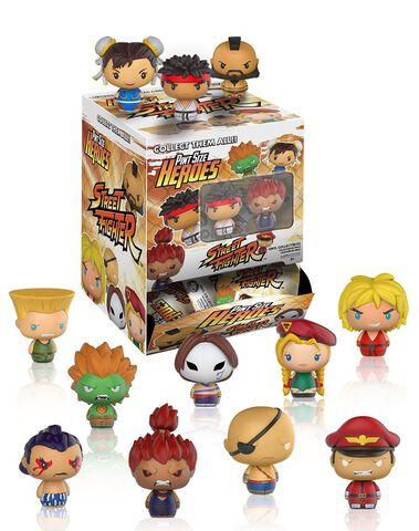 Figurine Mystere - Fighter  Blindbags - Pint Size Heroes