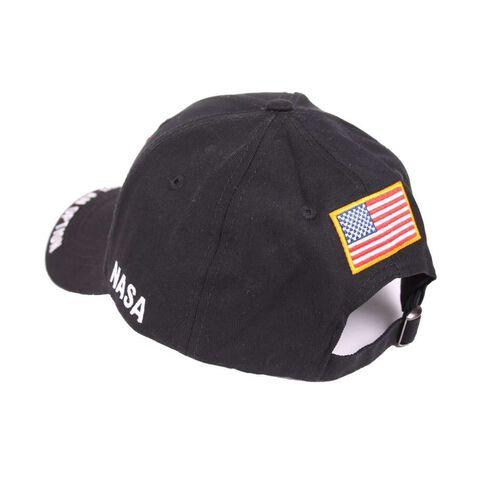 Casquette - Nasa - Logo Usa Flag Cap noire - Taille unique