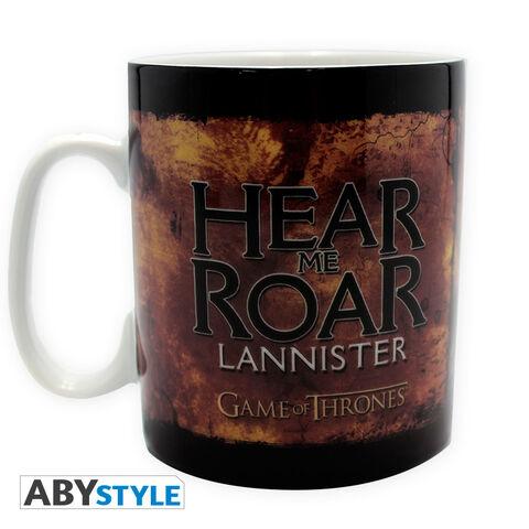 Mug - Game Of Thrones - Lannister - 460 Ml