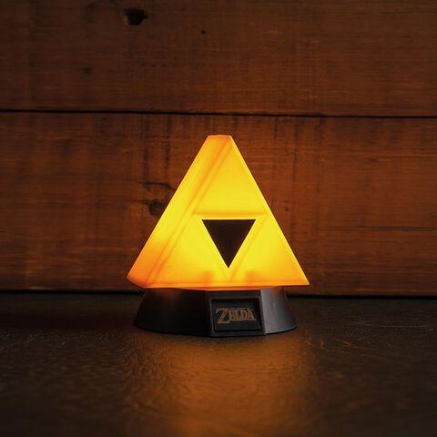 Lampe - Zelda - Triforce