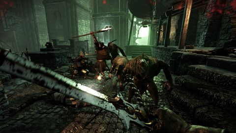 Warhammer The End Times : Vermintide