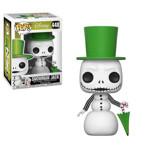 Figurine Funko Pop! N°448 - L'Étrange Noël de Monsieur Jack - Jack Skellington