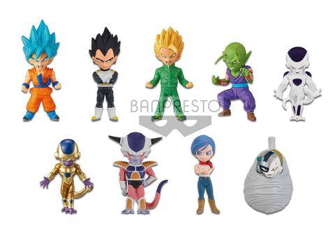 Figurine WCF Mystère - Dragon Ball Z - Résurrection
