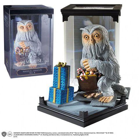 Statuette Creatures Magiques - Les Animaux Fantastiques - Demiguise