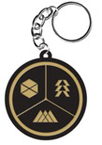 Porte-clés - Destiny 2 - Guardian Badge - Exclusivité Micromania-Zing