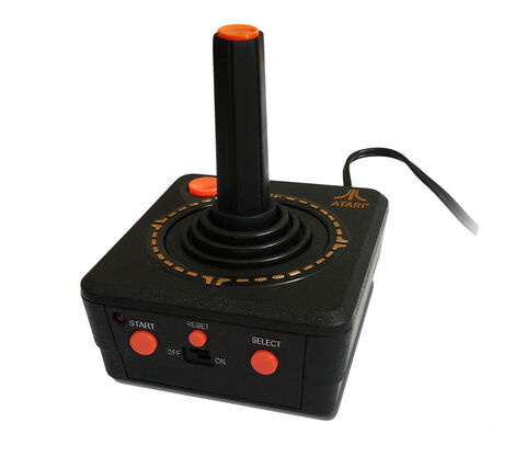Atari Tv Plug & Play Av Joystick + 50 Jeux