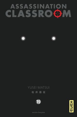 Manga - Assassination Classroom - Tome 19