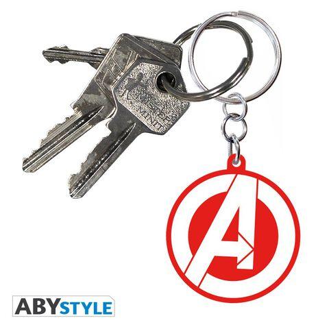 Porte-clés - Marvel - Logo Avengers