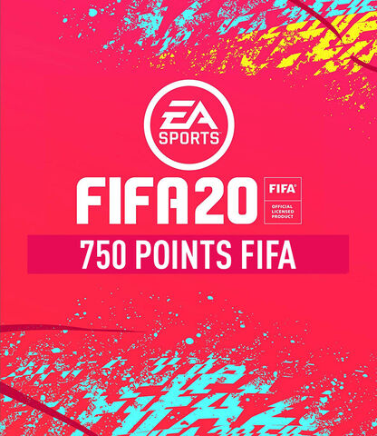 FIFA 20 - Pc - FIFA Ultimate Team - 750 Pts