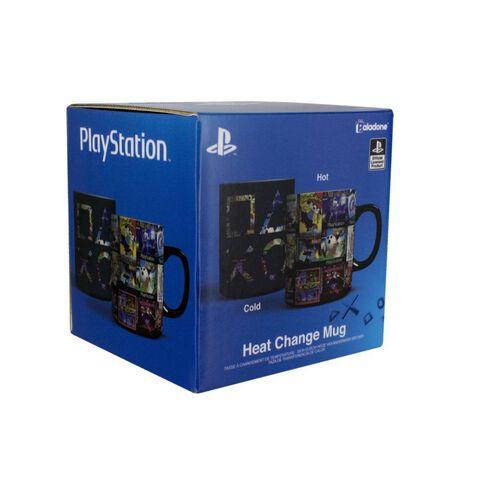 Mug Heat Change - PlayStation - Jeux
