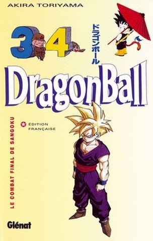 Manga - Dragon Ball - Tome 34 Combat Final De Sangoku
