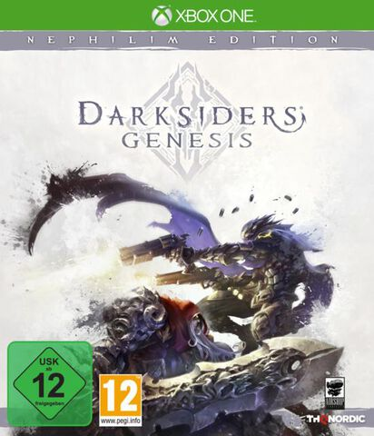 Darksiders Genesis Edition Nephilim