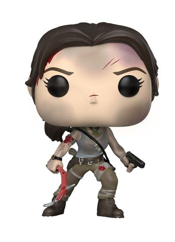 Figurine Funko Pop! N°333 - Tomb Raider - Lara Croft