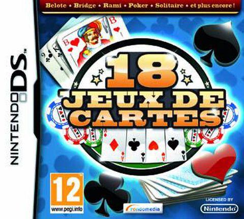 18 Jeux De Cartes