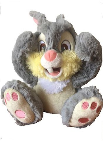Peluche - Bambi - Animée Coucou Panpan 20 cm