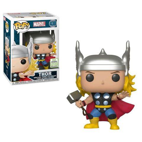 Figurine Funko Pop! N°438 - Thor - Thor Classique ECCC 2019