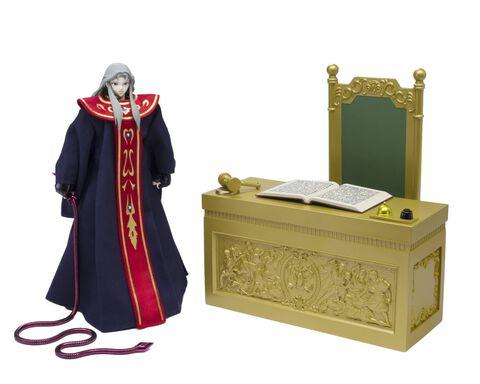 Figurine Myth Cloth - Saint Seiya - Rune du Balrog Complete