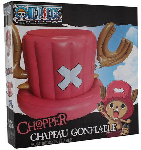Chapeau Gonflable - One Piece - Chopper