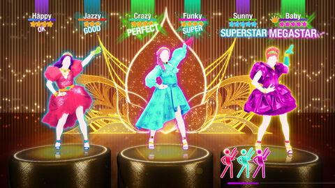 Just Dance 2021 X1 Xsx