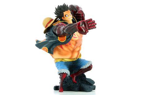 Statuette - One Piece - Luffy Gear 4 Bound Man 16 cm