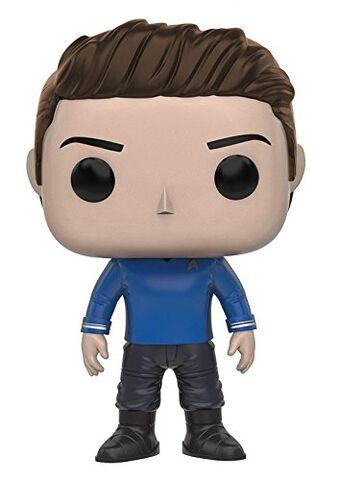Figurine Funko Pop! N°349 - Star Trek - Bones