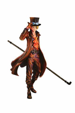 Statuette Sculture Arts - One Piece - Sabo