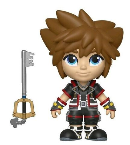 Figurine 5 Star - Kingdom Hearts 3 - Sora