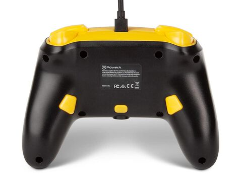Manette Filaire Switch Lightning Pikachu