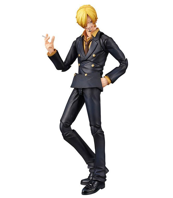 Figurine Megahouse - One Piece - Variable Action Heroes Sanji 18 cm