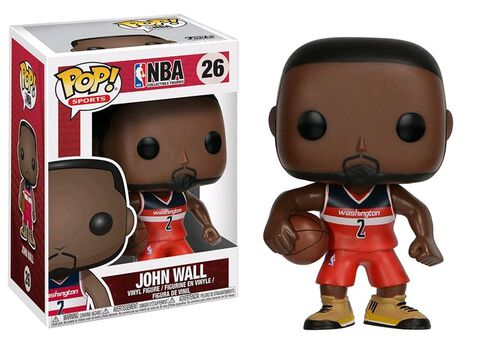 Figurine Funko Pop! N°26 - NBA - John Wall