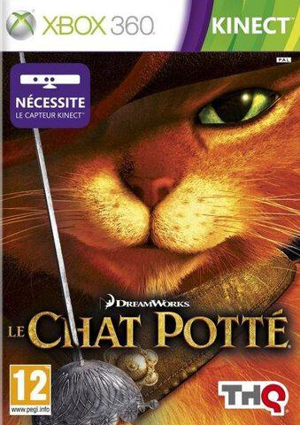 Le Chat Potte (kinect)