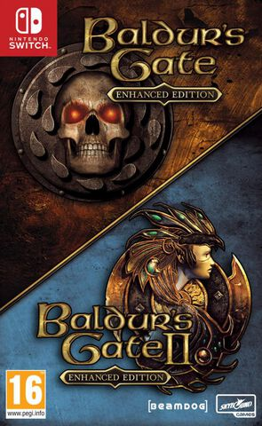 Baldur's Gate Enhanced Edition 1+2