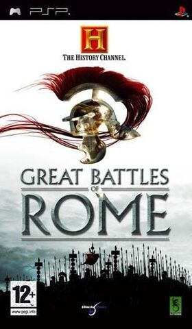 The History Channel, Great Battles Of Rome