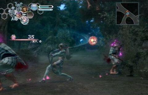 Genji, Days Of The Blade