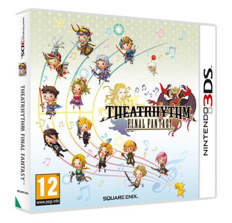 Theatrhythm : Final Fantasy