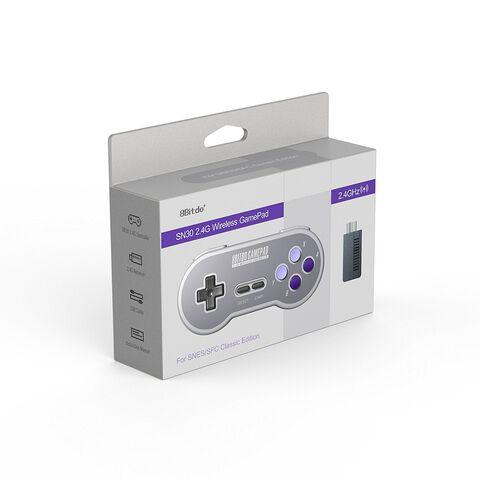 Manette Rétro Gamepad Sn30 2.4g - Sans fil