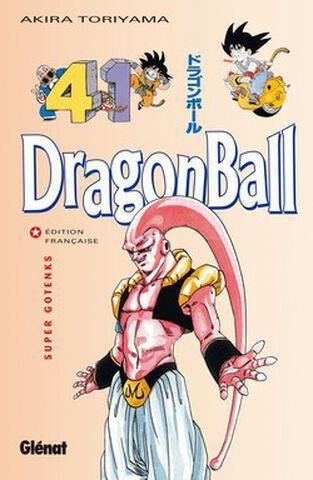 Manga - Dragon Ball - Tome 41 Super Gotenks