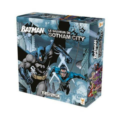 Jeu - Batman Le Sauveur de Gotham City