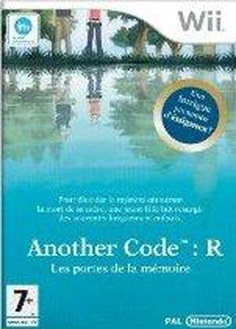 Another Code : R, Les Portes De La Mémoire