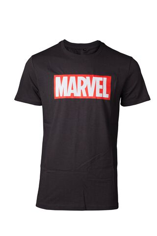 T-shirt - Marvel - Logo Men's - Taille L
