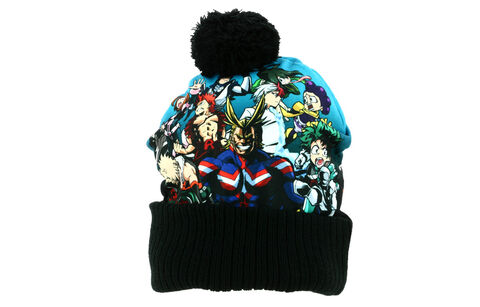 Bonnet - My Hero Academia - Personnages